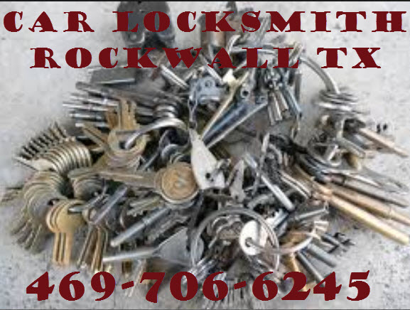 locksmith Rockwall TX
